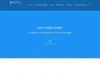 opm-online.de Webiste Thumbnail