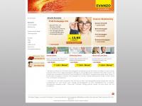 evanzo.net Webiste Thumbnail