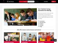 friedrich-verlag.de Webiste Thumbnail