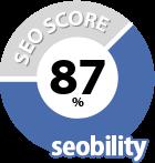 Seobility Score für alleburgen.de