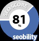 Seobility Score für ara-immobilien.com