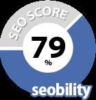 Seobility Score für bolasepako.com