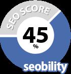 Seobility Score für brandnerd.de