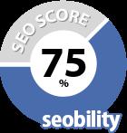 Seobility Score für databoss.hu