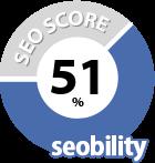 Seobility Score für domain-portal24.de