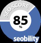 Seobility Score für efa24.com