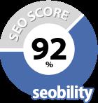 Seobility Score für excel-urlaubsplaner.de