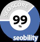 Seobility Score für iwebservice.de
