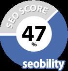 Seobility Score für kjh-multiorganversagen.de
