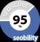 Seobility Score für laserdisco.de