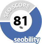 Seobility Score f�r love-hammer.de