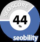 Seobility Score für marcus-weinert.de