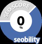 Seobility Score für purplewriter.com