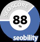 Seobility Score für reciprocalinfluence.com