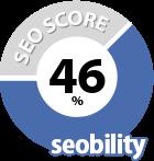 Seobility Score für reisejournal.me