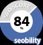 Seobility Score für seo.comidos.de