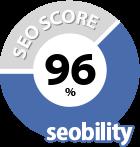 Seobility Score für seo96.de