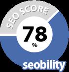 Seobility Score für wegerl.at
