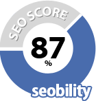 Seobility Score f�r www.kabari.de