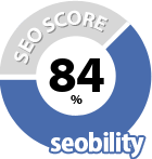 Seobility Score für www.kappermichel.nl