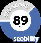 Seobility Score für zuchinizauber.de